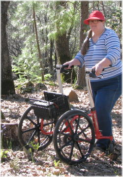 All Terrain Mobility Walkers Outdoor Wheelchairs And All